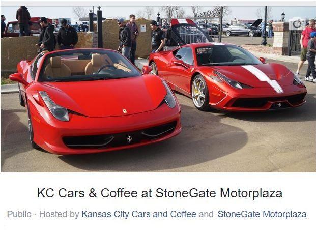 KC Cars & Coffee