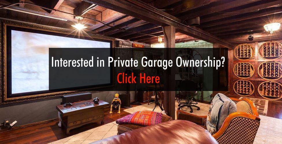 Private Garage Ownership - Stonegate Motorplaza