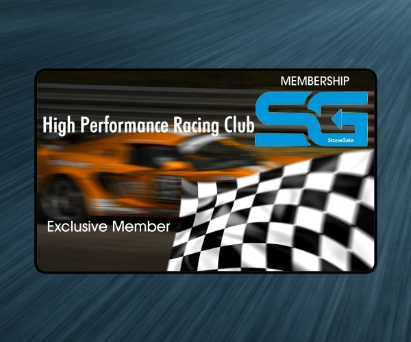 SG Club Membership card